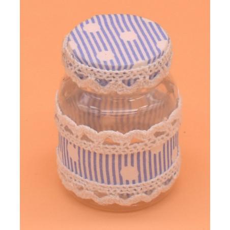 Portaconfetti in plastica dura nascita bimbo