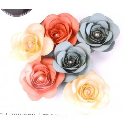 Fustella sizzix fiore...
