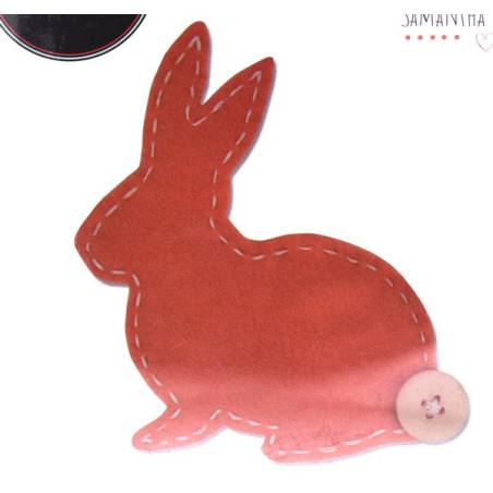 Fustella bigz sizzix tenero coniglietto