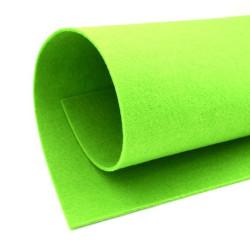 Feltro 3 mm colore verde