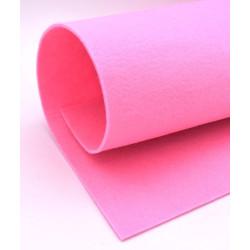 Feltro 3 mm colore rosa baby