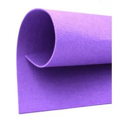 Feltro 3 mm colore viola