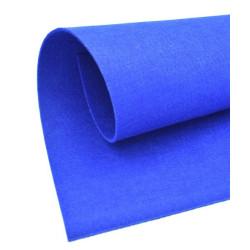 Feltro 3 mm colore blu scuro
