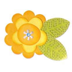 Fustella bigz sizzix fiore...