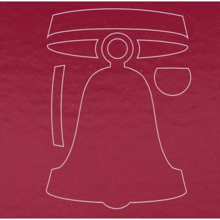 Fustella artigianale A4 plus campana