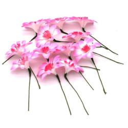 Fiore decorativo colore rosa