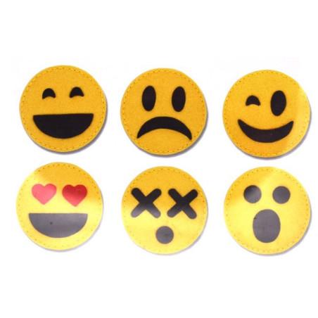 Fustella bigz sizix smile, emoticon