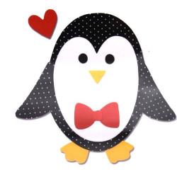 Fustella bigz pinguino