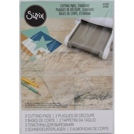 Cutting pads standard
