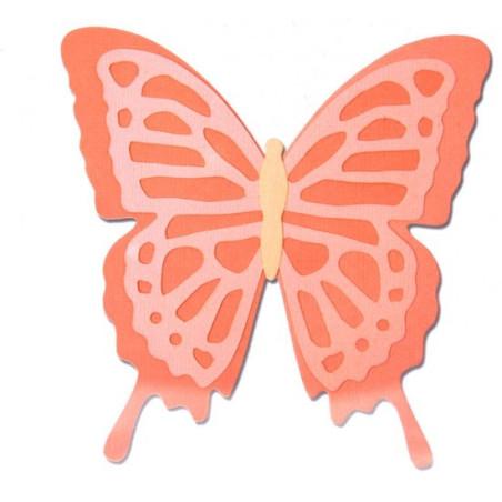 Fustella bigz sizzix farfalla