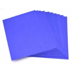 Gomma crepla eva colore blu...