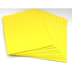 Gomma crepla eva colore giallo