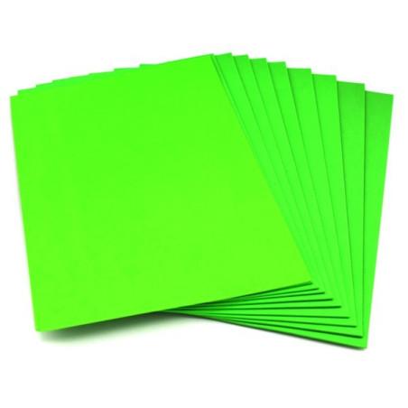 Gomma crepla eva colore verde chiaro