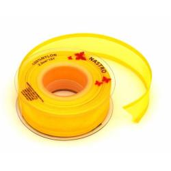 Nastro nylon colore giallo