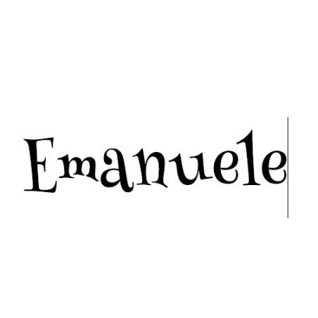 Nomi personalizzati Emmanuelle