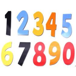 Fustella bigz sizzix numeri