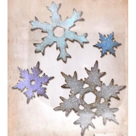 Fustella bigz L fiocco di neve