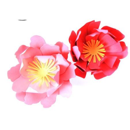 Fustella bigz sizzix fiori estivi
