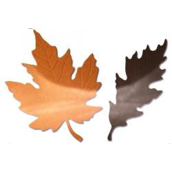 Fustella bigz sizzix foglie...