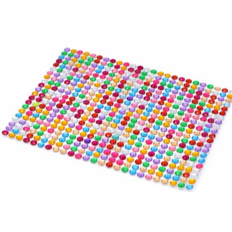 Brillantini decorativi adesivi 5mm