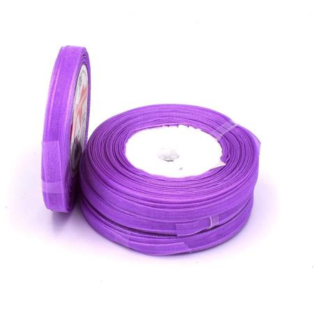 Nastro organza colore viola