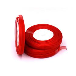 Nastro organza colore rosso