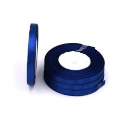 Nastro raso colore blu