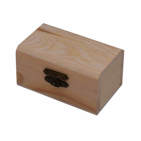 Cofanetto in legno per decoupage