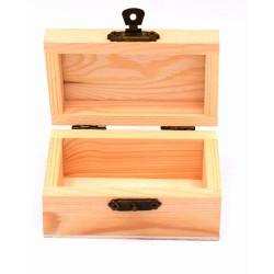 Cofanetto in legno per...
