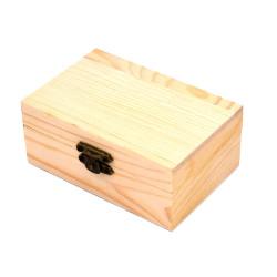 Bauletto scatola legno per...