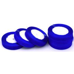 Nastro di organza colore blu
