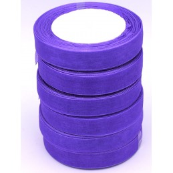 Nastro di organza colore viola