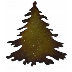 Fustella sizzix albero