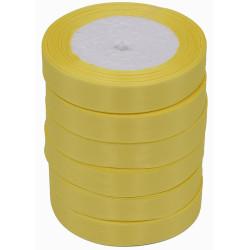 Nastro raso colore giallo...