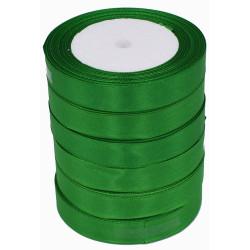 Nastro  raso colore verde...