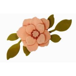 Fustella bigz fiore con ramo