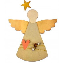 Fustella bigz sizzix angelo