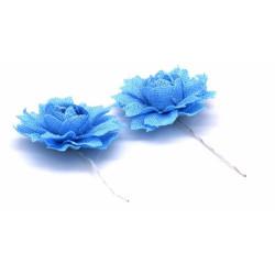 Fiori azzurri Per le  bomboniere