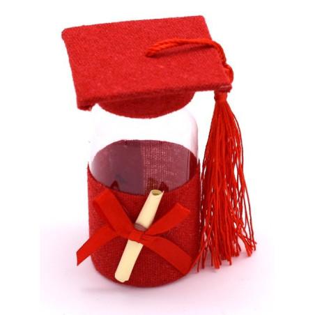 Portaconfetti bomboniere per la laurea