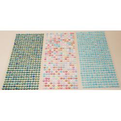 Stickers adesivi multi color